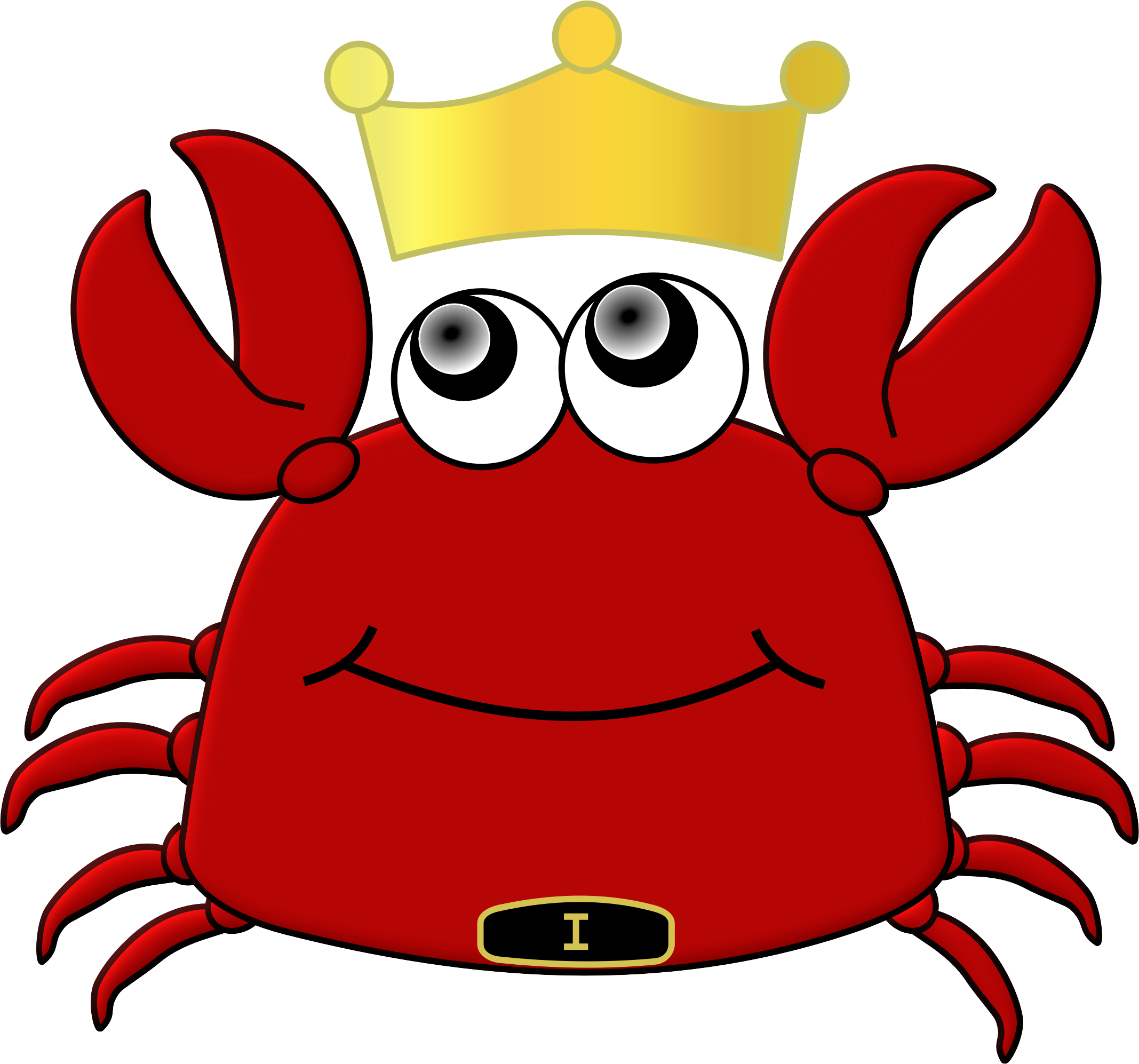 Crabs drawing king crab. Collection of free carburetant