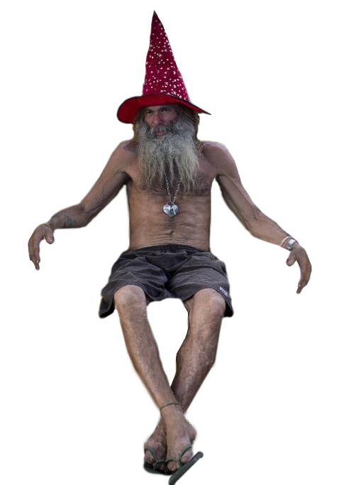 Crack head png. Wizard crackhead psd file
