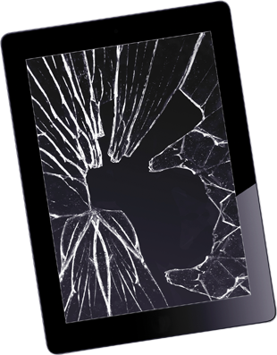 Crack screen png. Smartphone repair cracked fast