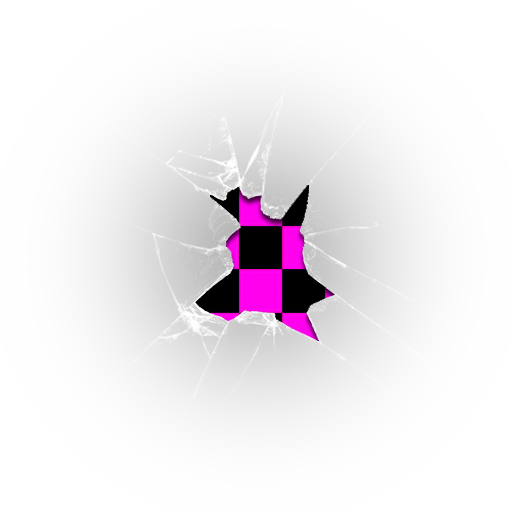 Cracked glass texture png. Broken garry s mod