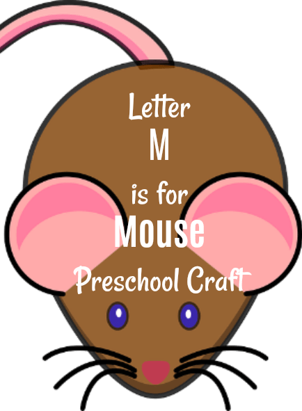 Craft clipart fun activity. Letter m is for