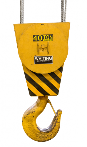 Crane hook png. Whiting overhead cranes and