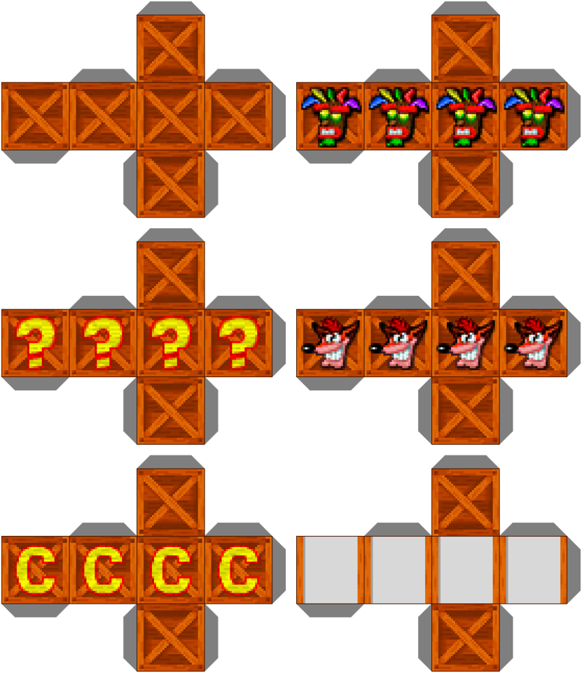 Crash bandicoot crate png. Http thegrue com wp