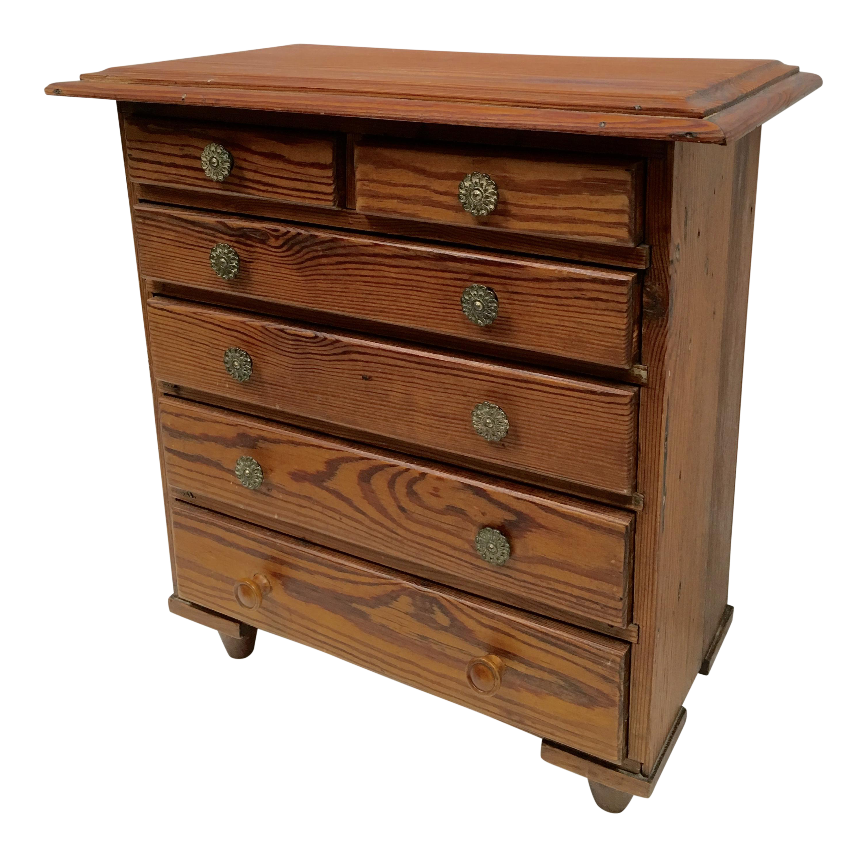 Crate grain png. Vintage hand crafted pine