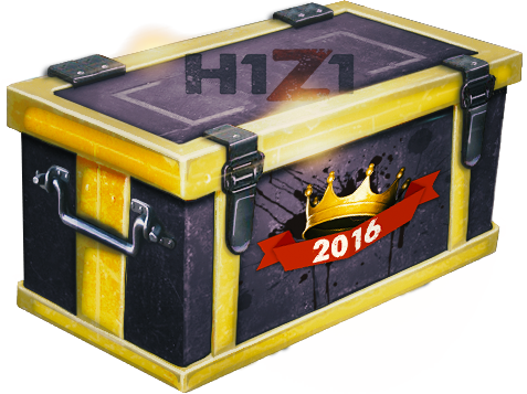 Crate h1z1 png. Weekend challenge get top