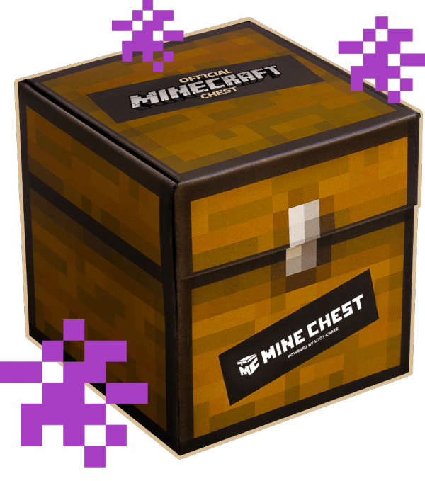 Crate png minecraft. Loot launches a bi