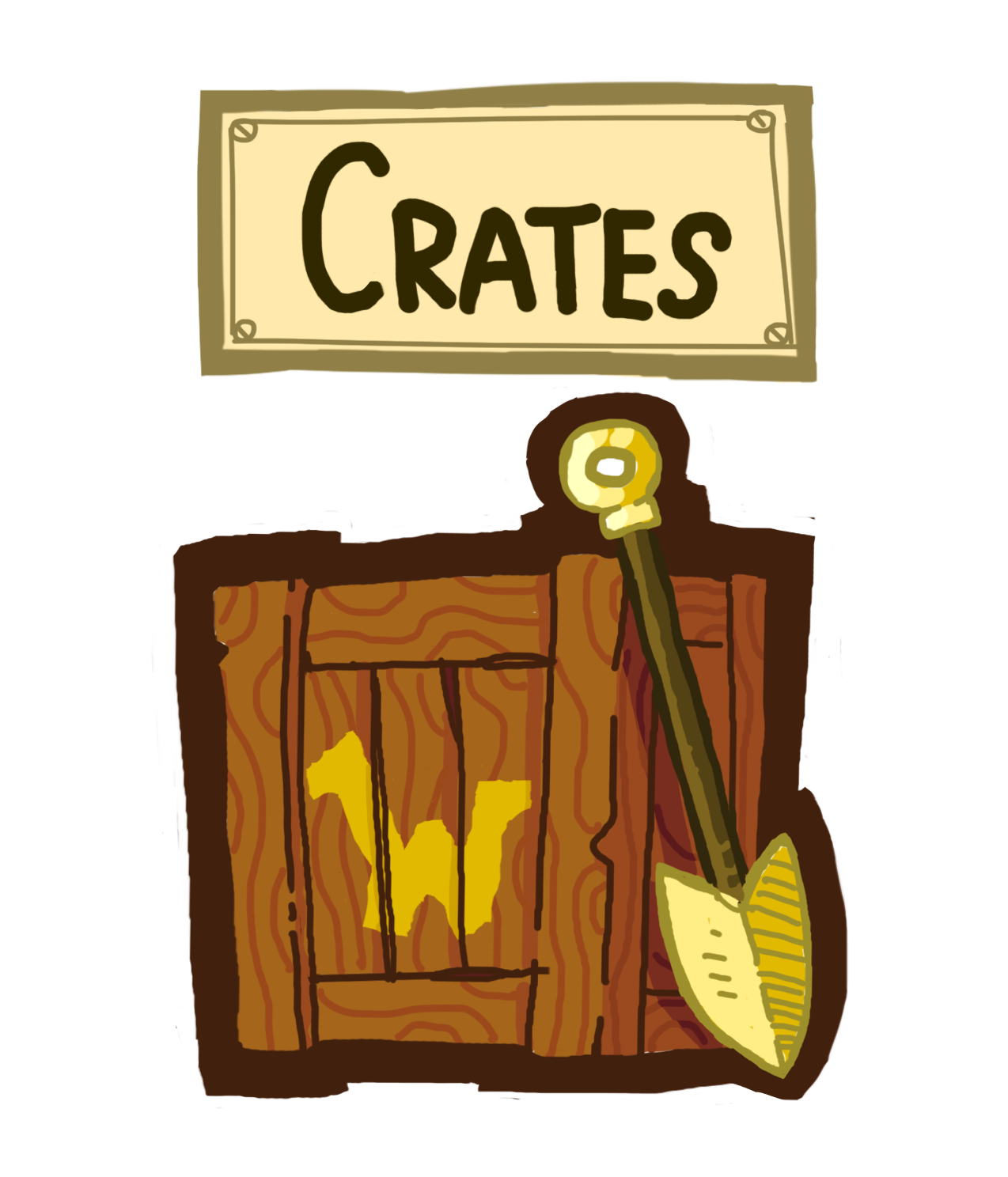 Crate png minecraft. Wynncraft welcome crates