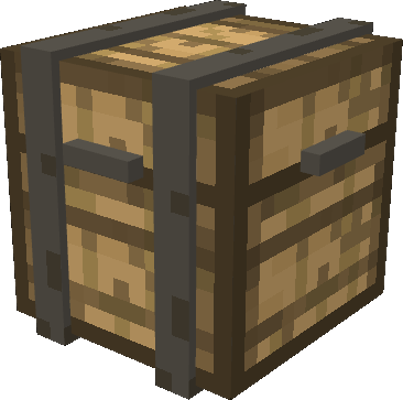 Crate png minecraft. Overview treasure mods projects