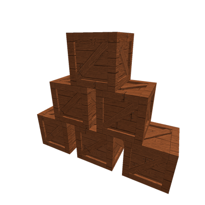 Crate stack png. Roblox