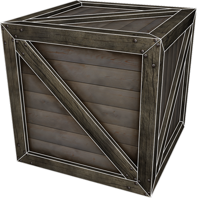 Crate texture png. Woodencrate i built this