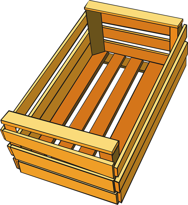 Crate texture png. Free photo wood container