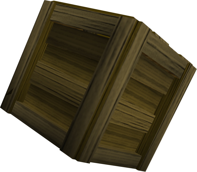 Crate top png. Image jiggling runescape wiki