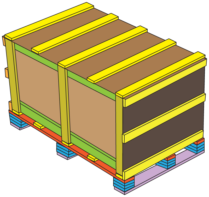Crate top png. How to build a