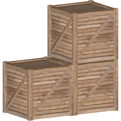Crate top png. Image wood crates feral