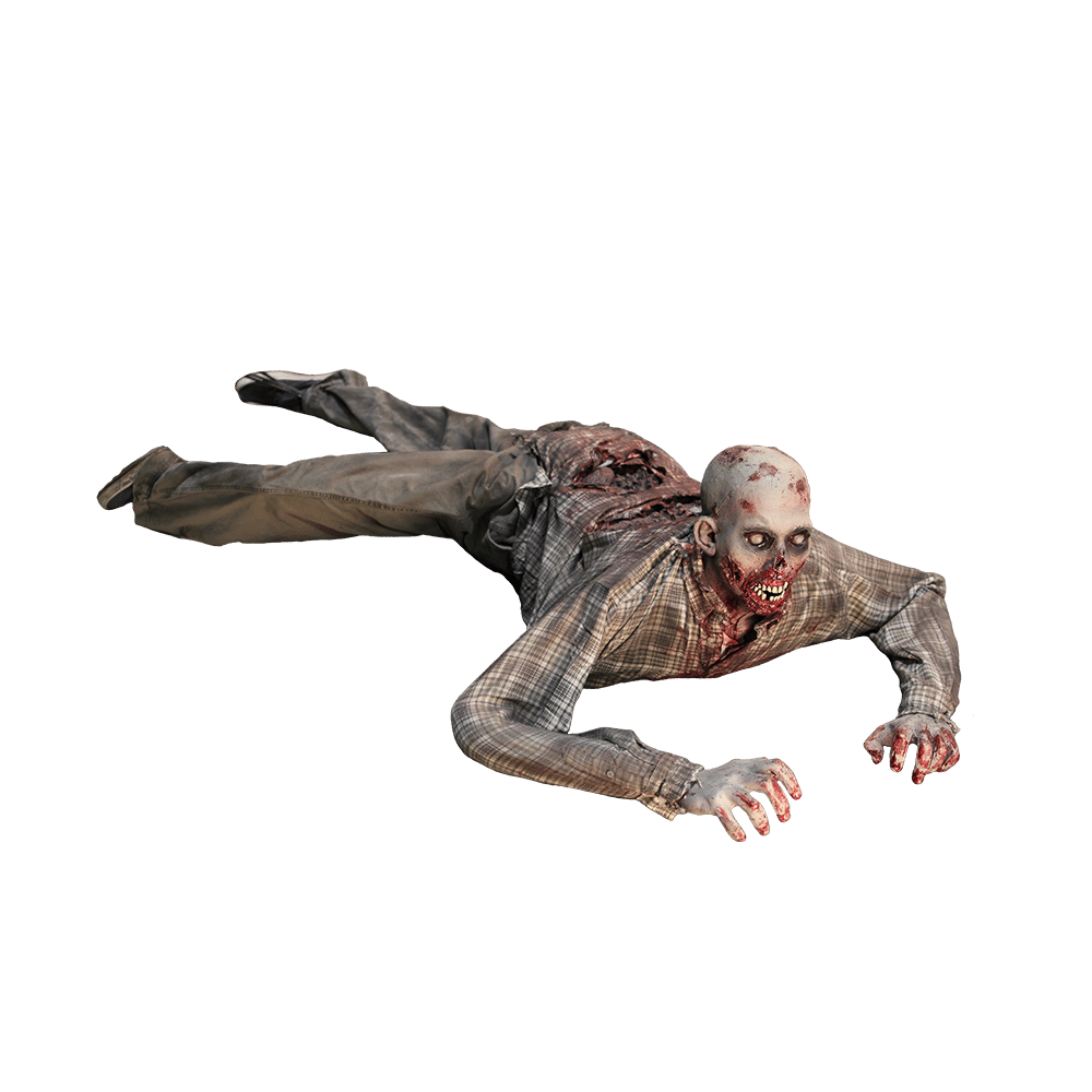 Mum mummy prop sit. Crawling zombie png graphic library stock