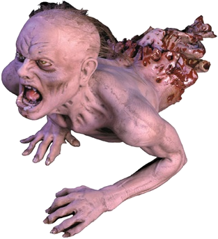 Image . Crawling zombie png picture library download