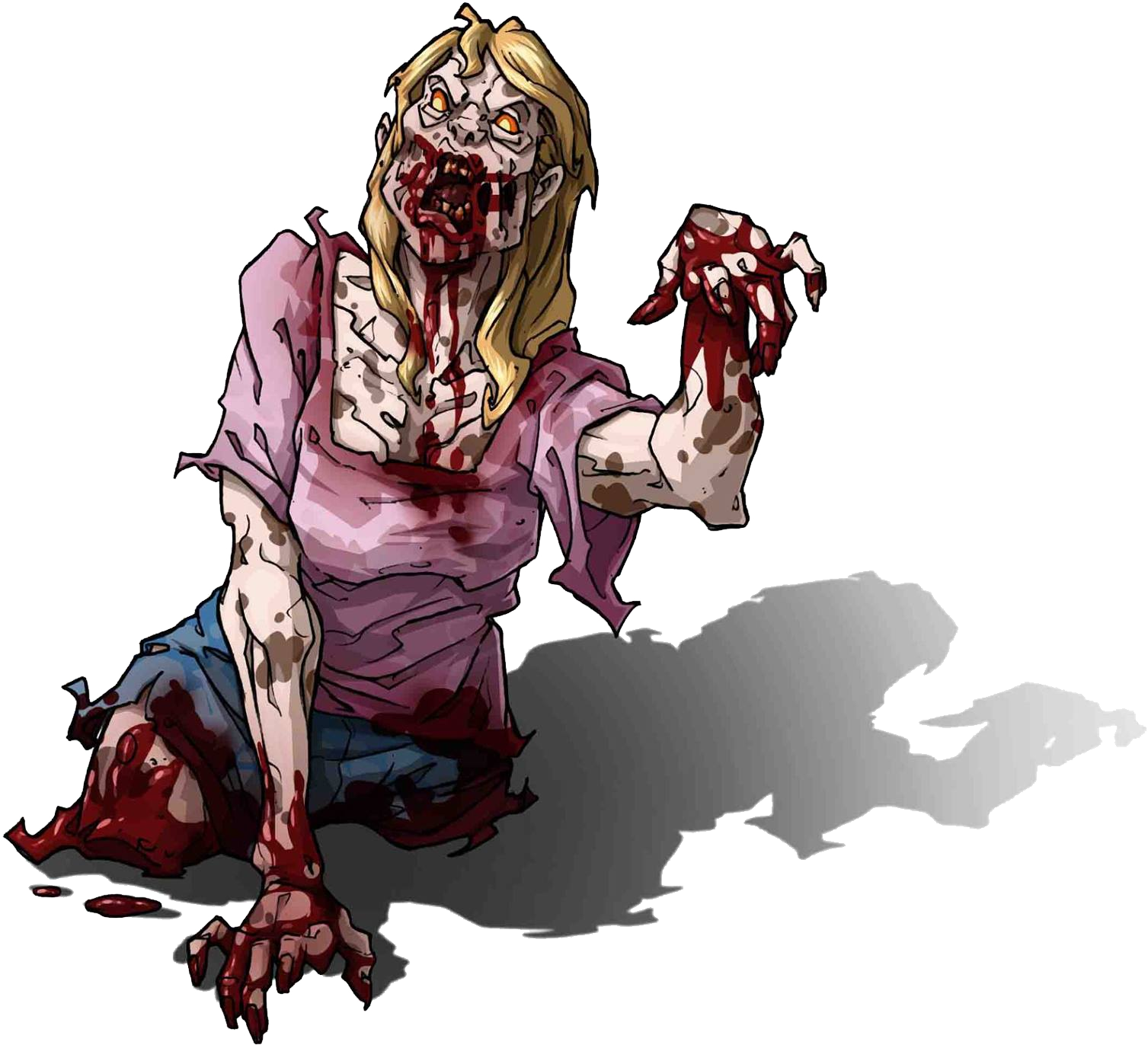 Image skinner crawler zombicide. Crawling zombie png png