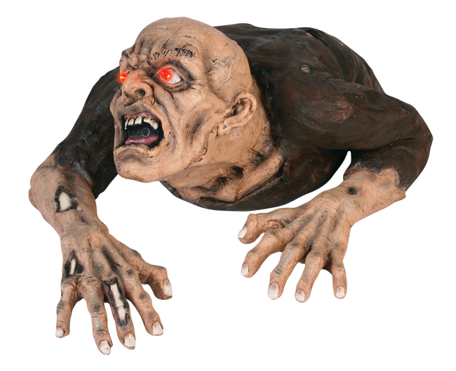 Crawling zombie png. Torso seasons usa inc