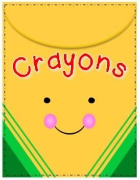 Crayons clipart playgroup. Cheerful freebie follow for