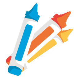 Crayons transparent many. Png or svg to