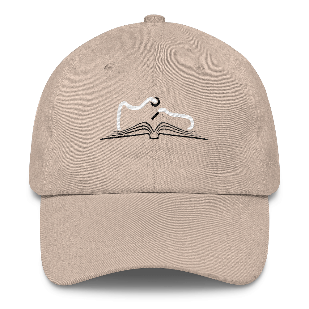 Cream dad hat png. The sole library