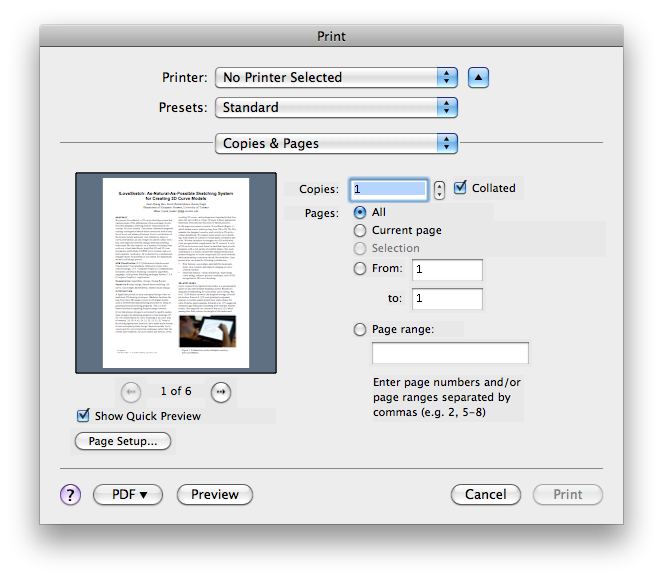 Create a pdf from png. How to ms office