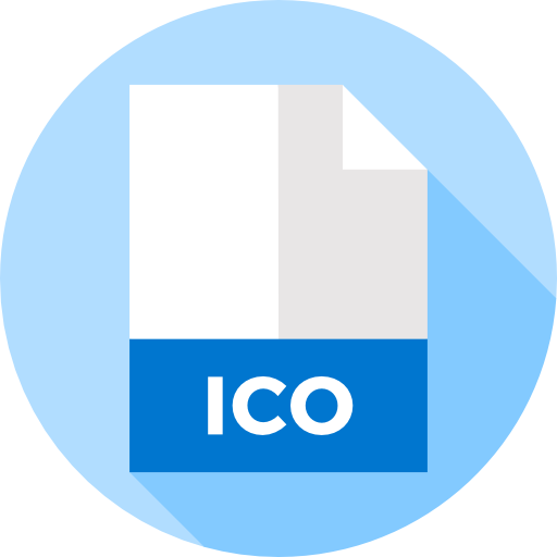 Internet transparent ico. Convert your png file