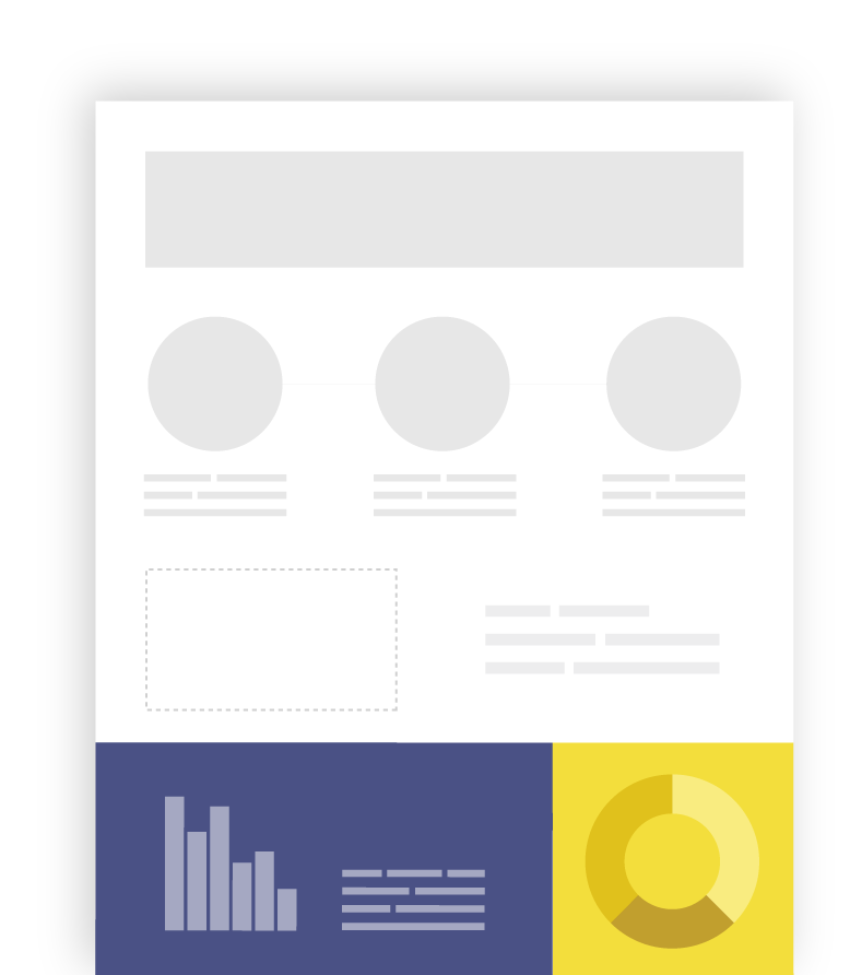 Create a png online. Make free infographics reports