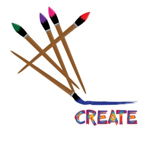 Create clipart. Clip art from