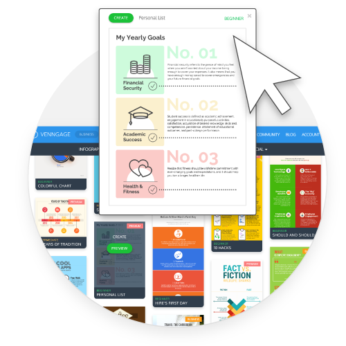 Create logo online free png. Infographic maker venngage choose