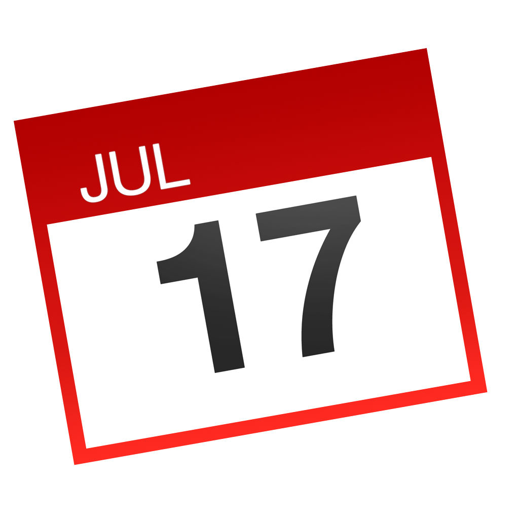 Create mac icon from png. Ios project calendar gadget