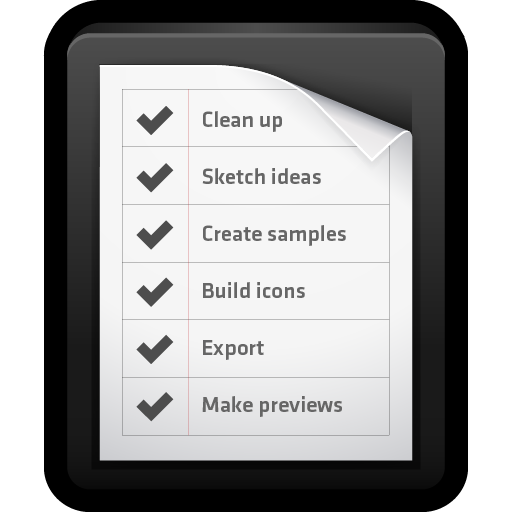 Mac notes icon png
