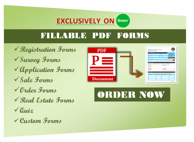 Create pdf from png. Forms or convert to