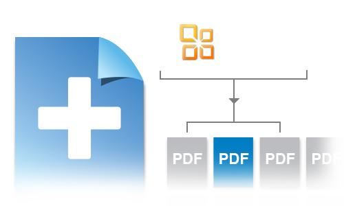 Create pdf from png. Convert to microsoft word