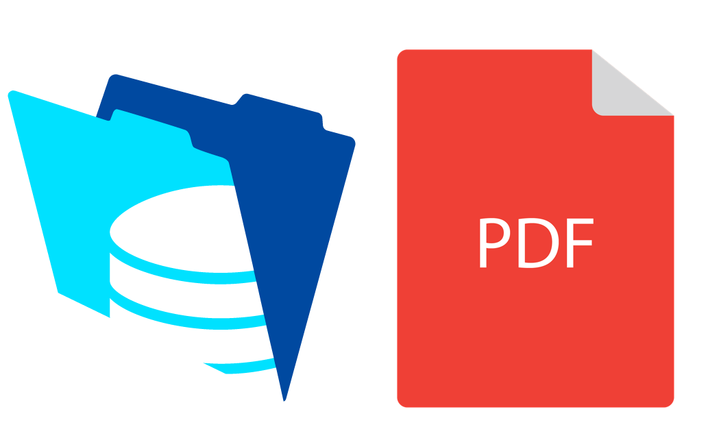 Create pdf from png images. Filemaker server medium