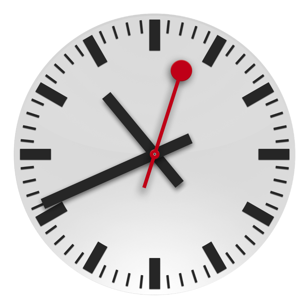 Create transparent background png. Wall clock image purepng