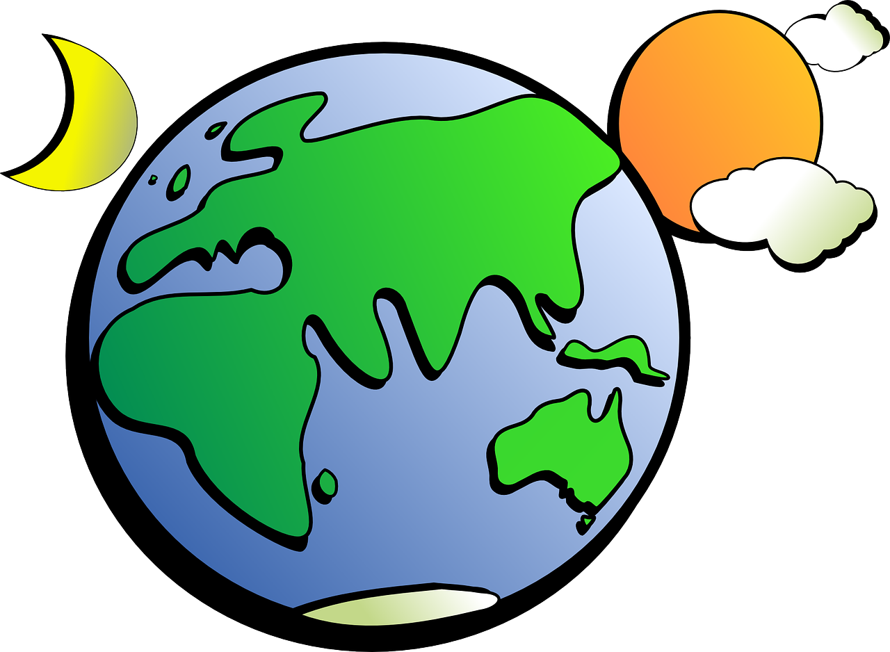 Creation clipart globe. At getdrawings com free
