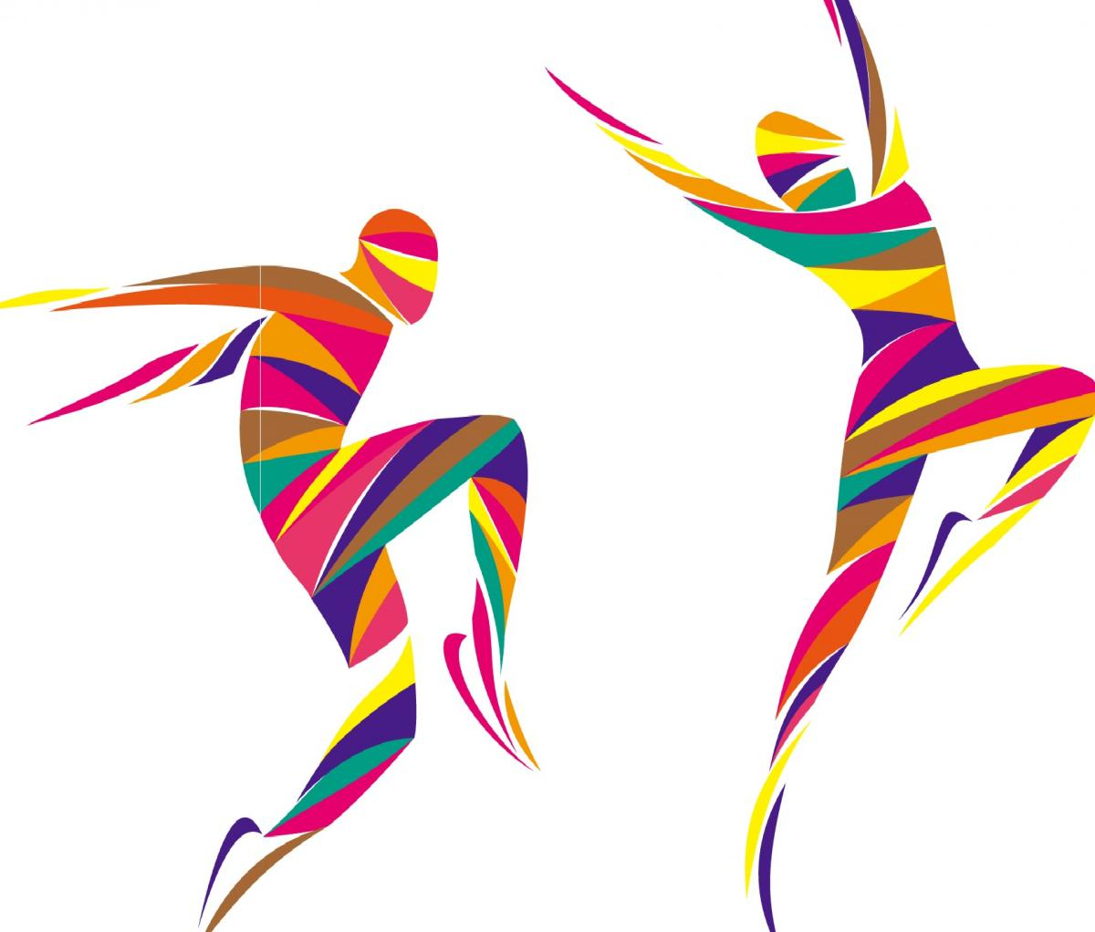 Creative clipart creative dance. Free cliparts download clip