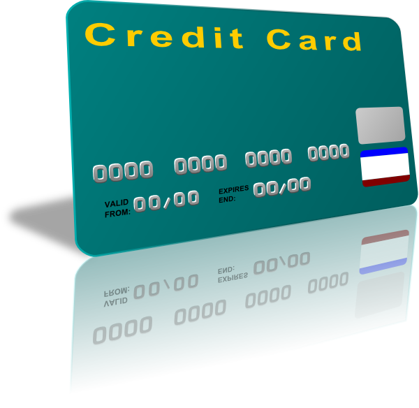 clip cards credit card