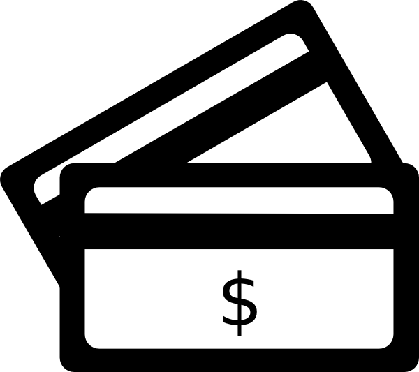 Credit card clipart png. Wallet