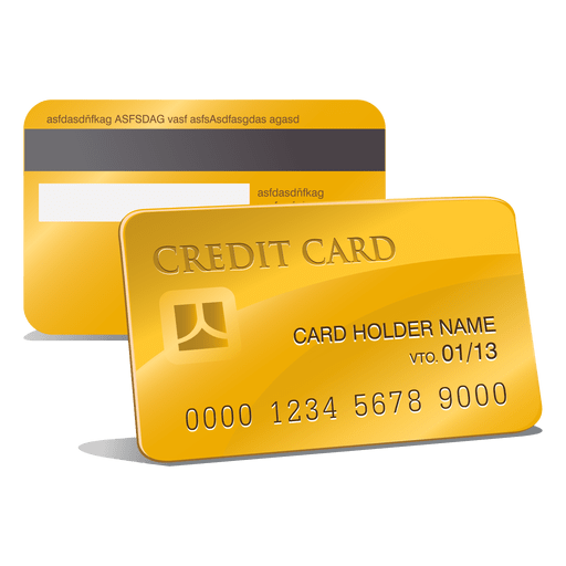Credit card png. Cards icon transparent svg