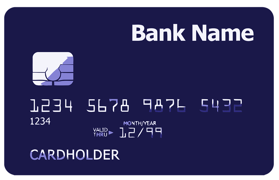 credit card template png