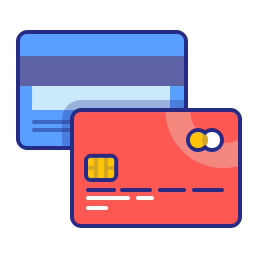 Credit cards icons png. Tasks trello management project