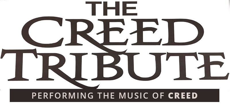 Creed band logo png. Members the tribute