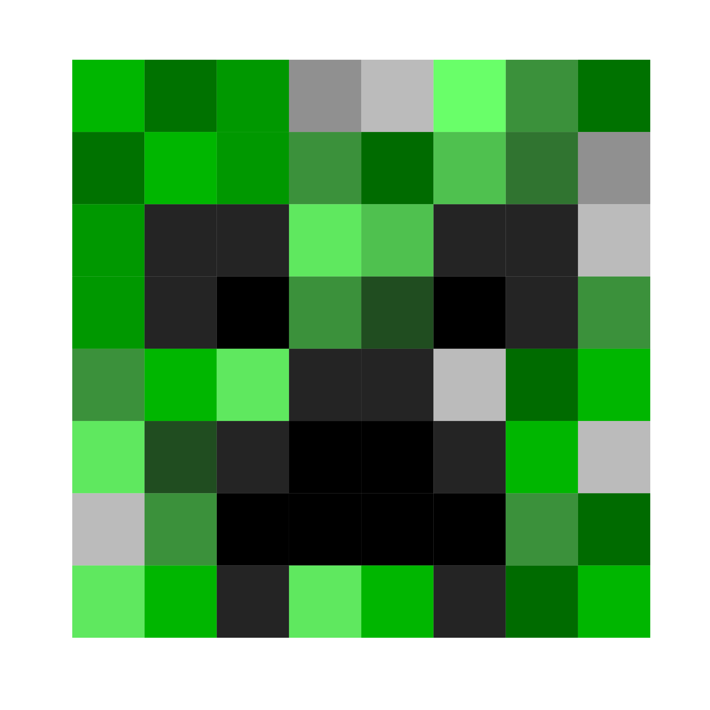 Creeper face png. Minecraft icons free and