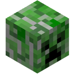Creeper head png. Icon x pixels smooth