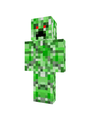 Creeper skin png. Image boss yogscast wiki