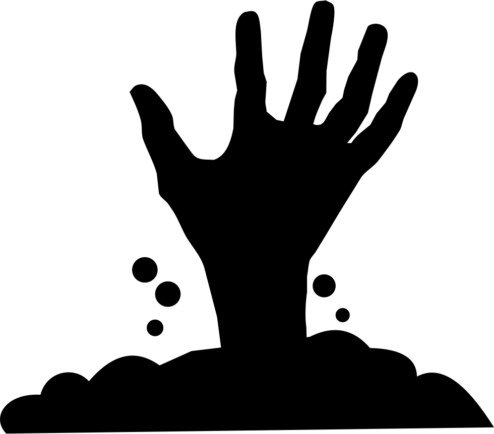 Creepy hands png. Hand appearing from under