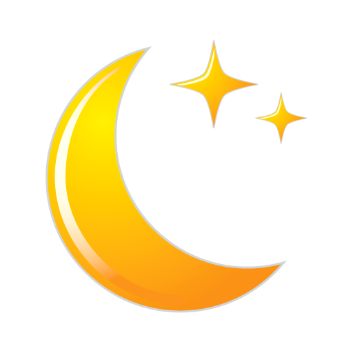Crescent vector gold. Free moon icon png