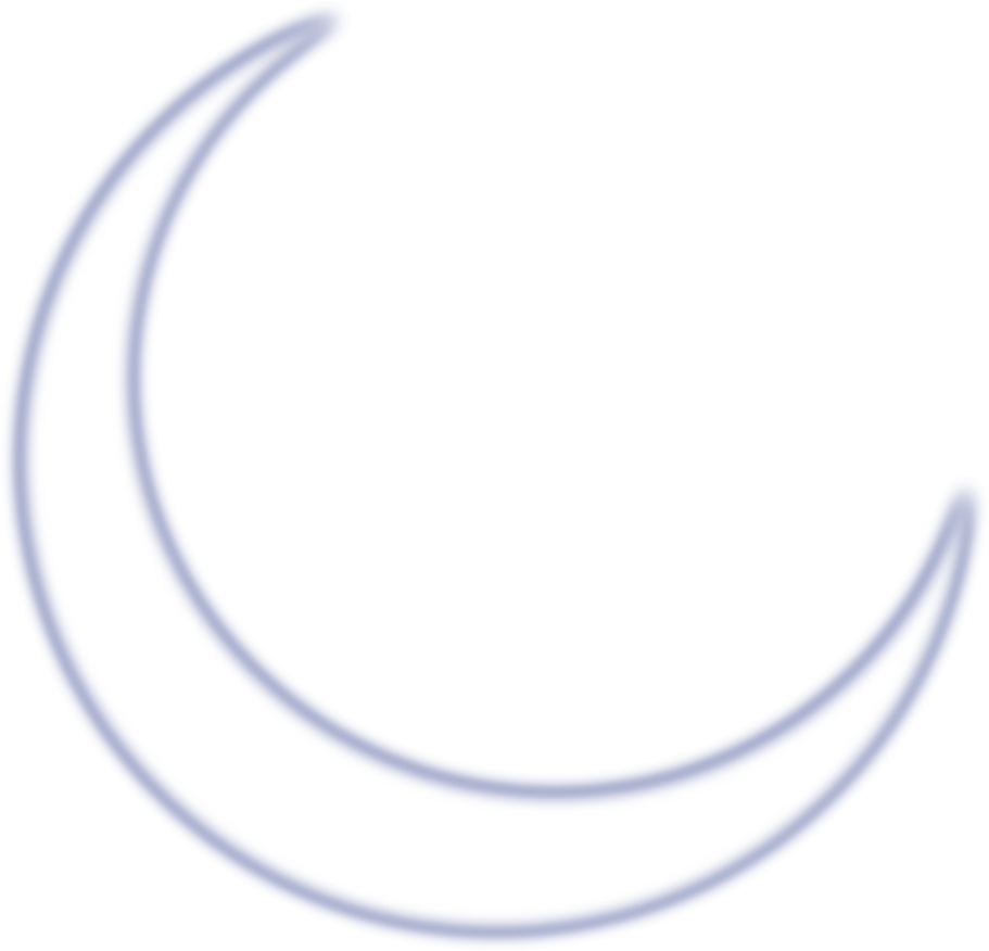 Crescent vector lunar. Pictures of moon drawing